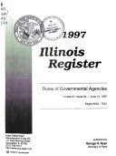 Illinois Register Book PDF
