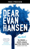 Dear Evan Hansen: The Novel Free Preview Edition (The First Three Chapters) image