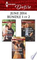Harlequin Desire June 2014   Bundle 1 of 2 Book
