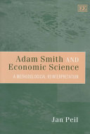 Adam Smith and Economic Science