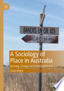 A Sociology of Place in Australia