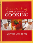 Essentials of Professional Cooking with ChefTec CD ROM with Visual Foodlovers Guide Set