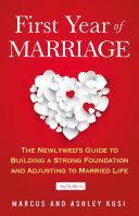 First Year of Marriage Pdf/ePub eBook