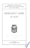 Gazetteer of Surface Waters of California