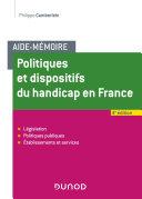 Pdf Aide-Mémoire - Politiques et dispositifs du handicap en France - 4e éd Telecharger