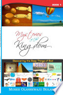 Mysteries of the Kingdom   Discovering the Deep Things of God color edition1 Book PDF