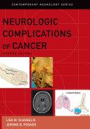 Neurologic Complications of Cancer Pdf/ePub eBook