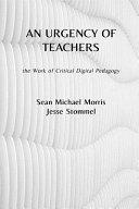An Urgency of Teachers