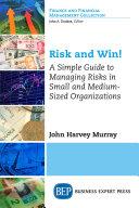 Risk And Win  Book PDF