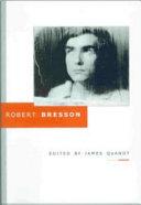 Robert Bresson (Revised)