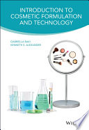 Introduction To Cosmetic Formulation And Technology Book PDF