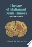 Therapy of Malignant Brain Tumors Book