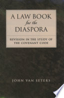 A Law Book for the Diaspora