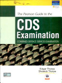 The Pearson Guide to CDS Entrance Examination