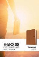 Message MS Slimline Book