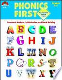 Phonics First Grades 2 4