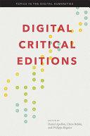 Pdf Digital Critical Editions Telecharger