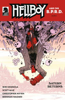 Hellboy and the B.P.R.D.: Saturn Returns #3 Pdf/ePub eBook