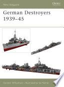 German Destroyers 1939   45
