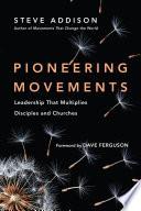 Pioneering Movements Book