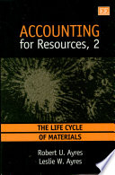 Accounting for Resources  2 Book