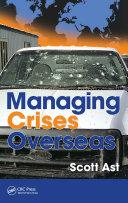 Managing Crises Overseas