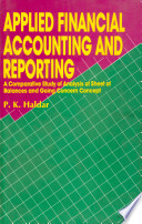 Applied Financial Accounting and Reporting
