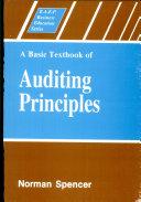 A Basic Textbook of Auditing Principles
