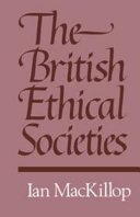 The British Ethical Societies