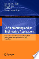 Soft Computing and its Engineering Applications