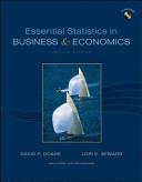Essential Statistics in Business and Economics