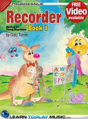 Recorder Lessons for Kids   Book 1