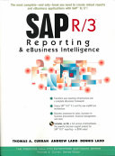 SAP R 3 Reporting and E business Intelligence Book