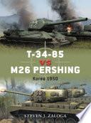 T 34 85 vs M26 Pershing