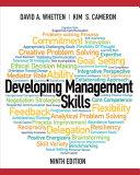 Developing Management Skills Book PDF