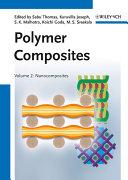 Polymer Composites  Nanocomposites Book