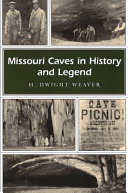 Pdf Missouri Caves in History and Legend