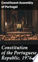 Constitution of the Portuguese Republic  1976