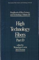 Handbook of Fiber Science and Technology Volume3