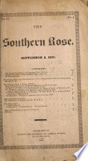 Southern Rose Book