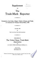 The Trade-mark Reporter