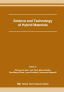 Science and Technology of Hybrid Materials