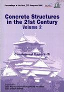 1st fib Congress in Osaka Japan Vol2