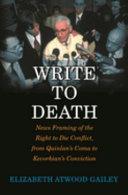 Write to Death