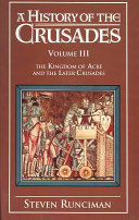 A History of the Crusades