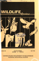Pdf Wildlife Review