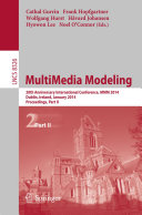 MultiMedia Modeling [Pdf/ePub] eBook