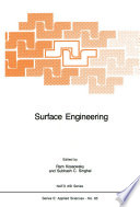 Surface Engineering Book PDF