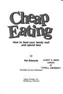 Cheap Eating