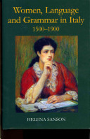 Women  Language and Grammar in Italy  1500 1900